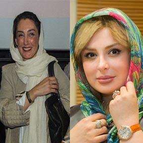 اکران مردمی اکسیدان با حضور هدیه تهرانی و نیوشا ضیغمی!