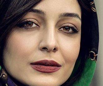 جشن تولد ساره بیات بازیگر فیلم زرد در کنار بهرام رادان!