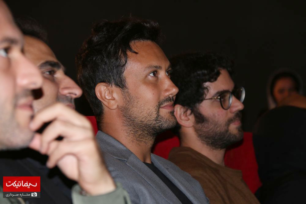 مراسم افتتاحیه فیلم تمارض