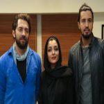 اولین اکران مردمی فیلم «زرد» با حضور بهرام رادان و ساره بیات!