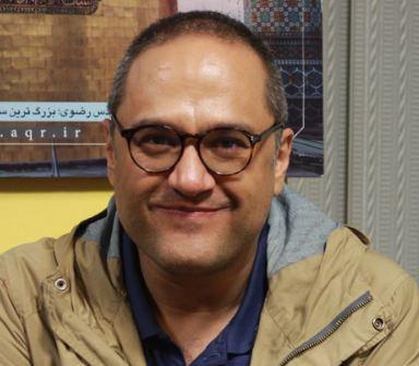 اکران مردمی فیلم نگار در مشهد با حضور رامبد جوان!