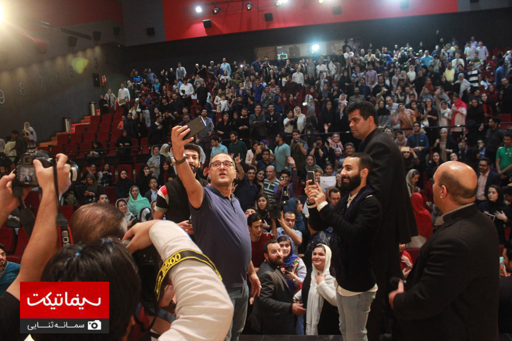 اکران مردمی فیلم نگار در مشهد