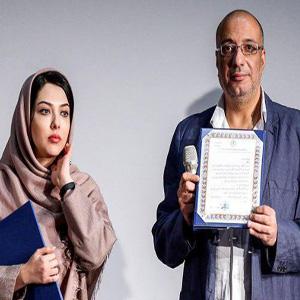 امیر جعفری و لیلا اوتادی سفیر آزادی زندانیان شدند!