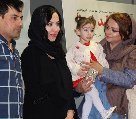لیلا اوتادی در اکران آزاد به قید شرط