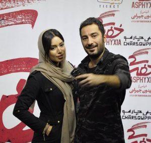 نوید محمدزاده بازیگر