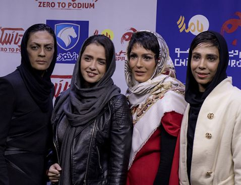 اکران خصوصی فیلم «صفر تا سکو» با حضور ترانه علیدوستی در پردیس چارسو!