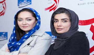 اکران مردمی فیلم «آذر» با حضور نیکی کریمی و هومن سیدی!