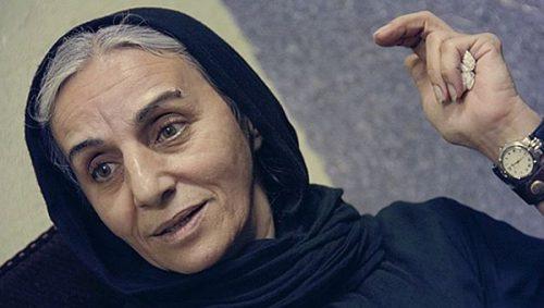گفتگو با مریم بوبانی بازیگری که در چهل سالگی به سینمای ایران معرفی شد!