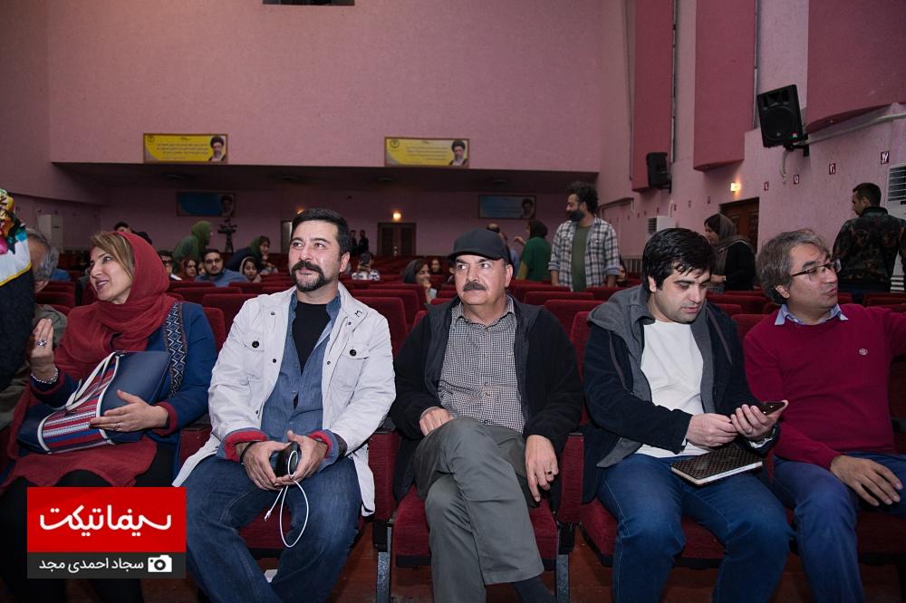 فیلم پینوکیو عاموسردار و رییسعلی