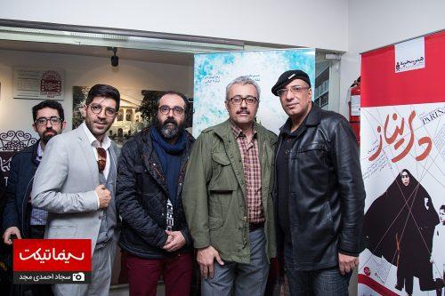 اکران فیلم اکسیدان برای ناشنوایان