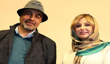 نیوشا ضیغمی و رضا عطاران در اکران مردمی فیلم «ثبت با سند برابر است»