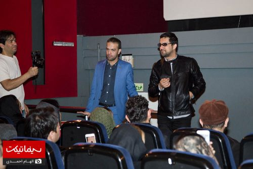 حامد بهداد بازیگر فیلم سد معبر