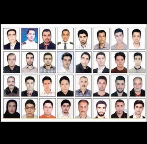 فوت دریانوردان نفتکش ایرانی