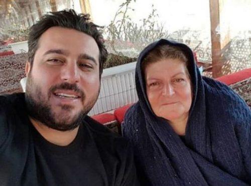 درگذشت مادر مصطفی و محسن کیایی