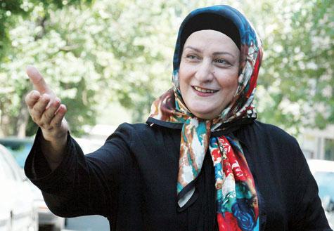 مریم امیرجلالی در برنامه من و شما