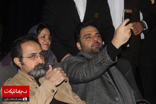 احسان علیخانی در مشهد