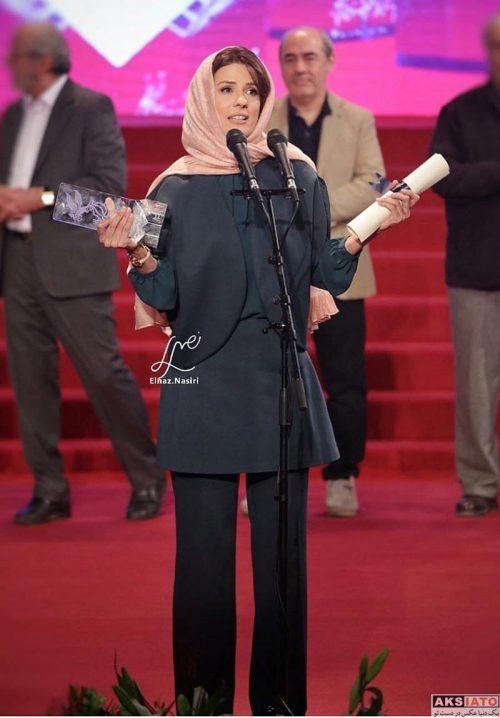 سارا بهرامی بازیگر دارکوب