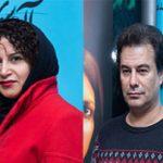 اولین اکران فیلم سینمایی آن سوی ابرها با حضور هنرمندان!
