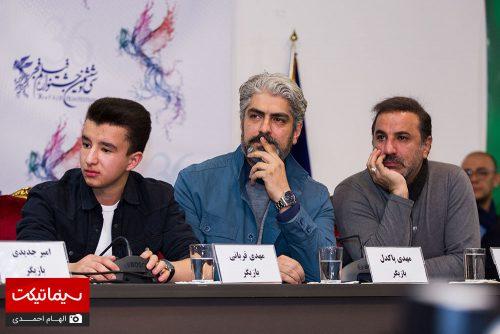 نشست رسانه ای فیلم تنگه ابوقریب