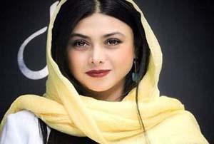 آزاده صمدی در مراسم اکران مردمی فیلم سینمایی اسرافیل!