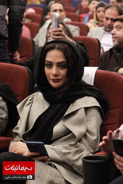 افتتاحیه پردیس سینمایی گلشن