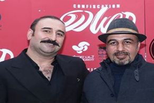 اولین اکران مردمى فیلم سینمایی مصادره با حضور رضا عطاران!
