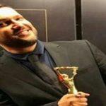 حامد بهداد بهترین بازیگر جشنواره گلدن گلوبال شد!+تبریک چهره ها
