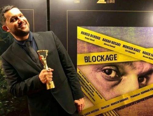 حامد بهداد برنده جشنواره گلدن گلوبال