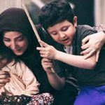 سانسور رقص پسربچه هفت ساله در ویلایی ها!