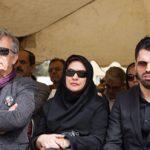 مراسم سالگرد درگذشت زنده یاد علی معلم با حضور چهره ها