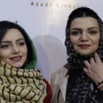 اکران فیلم «مادری» شب گذشته با حضور نازنین بیاتی و علی عبدالمالکی!