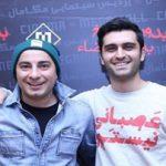 نوید محمدزاده در اکران فیلم بدون تاریخ بدون امضا در مگامال!