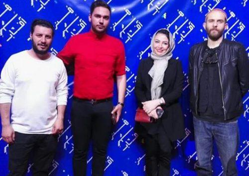 اکران فیلم خرگیوش در شیراز