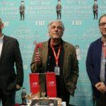 کیک تولد ۱۲۰ سالگی سینمای ایران و آغاز جشنواره جهانی فیلم فجر!