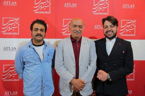 اکران مردمی فیلم سینمایی تگزاس در مشهد
