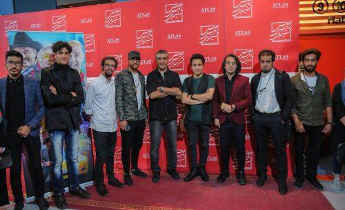 اکران مردمی فیلم تگزاس در مشهد