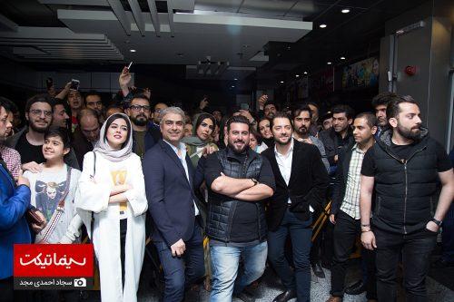 اکران چهارراه استانبول