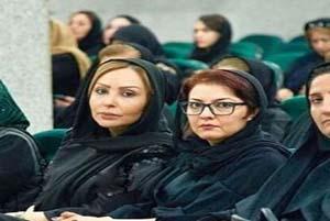 بازیگران مشهور در مراسم ختم ناصر ملک مطیعی!