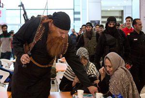 عذرخواهی بازیگر عرب از نمایش تمسخرآمیز فیلم به وقت شام!