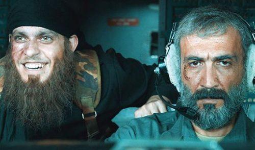 بازیگر عرب فیلم به وقت شام