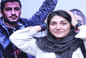 اکران مردمی عصبانی نیستم با حضور باران کوثری در سینما ایران!
