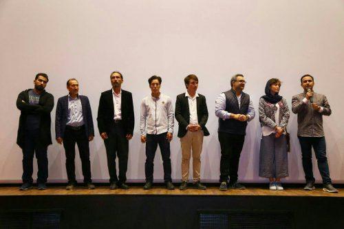 مراسم افتتاحیه فیلم سینمایی رفتن