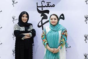 حضور بازیگران زن در ضیافت افطار و مراسم افتتاحیه سالن زیبایی مریم متقیان!