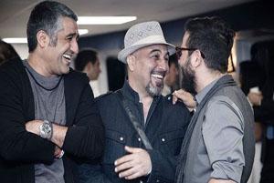هنرمندان ایرانی در مهمانی جشنواره فیلم های کمدی فینیکس در کانادا