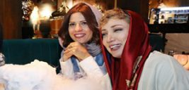 اکران مردمی فیلم دارکوب با حضور سارا بهرامی و امین حیایی!