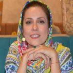 تیپ سارا بهرامی در اکران مردمی فیلم سینمایی دارکوب +تصاویر