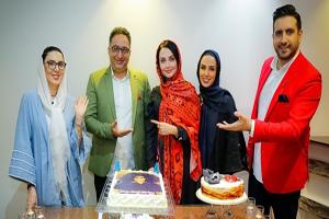 حضور بازیگران مشهور زن در کنسرت تیر ماه امید حاجیلی +تصاویر