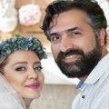 جشن لاکچری اولین سالگرد ازدواج بهاره رهنما و همسرش +تصاویر