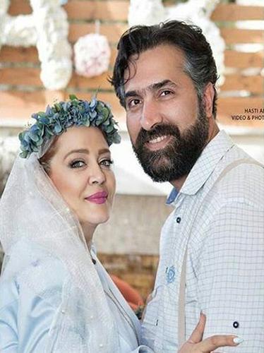 اولین سالگرد ازدواج بهاره رهنما