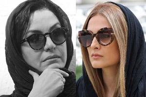 هنرمندان مشهور در مراسم تشییع پیکر ضیاالدین دری کارگردان کلاه پهلوی +تصاویر